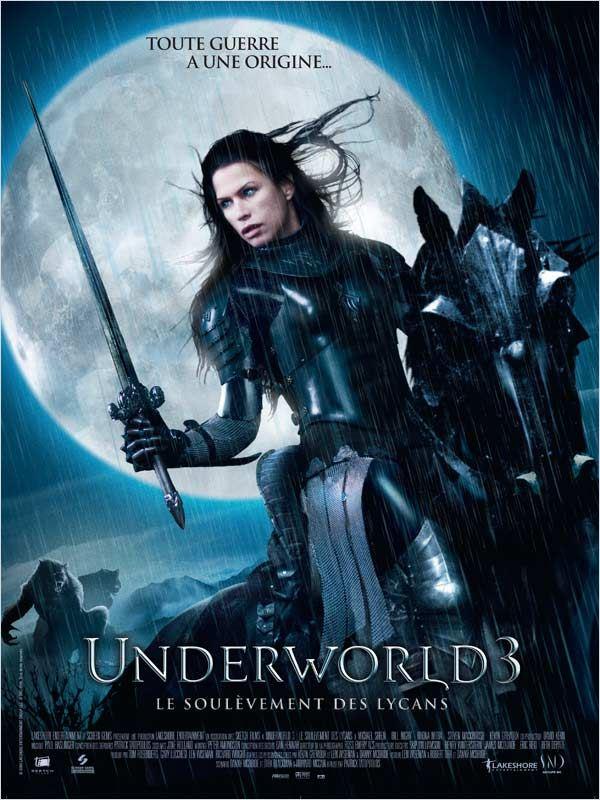 [MU] [DVDRiP] Underworld 3 : le soulèvement des Lycans