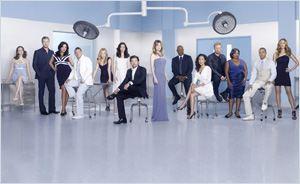 Grey's Anatomy سبعة مواسم كاملة بالفرنسية
