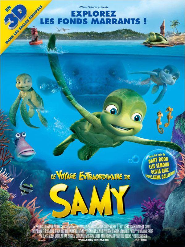 Le Voyage extraordinaire de Samy ddl