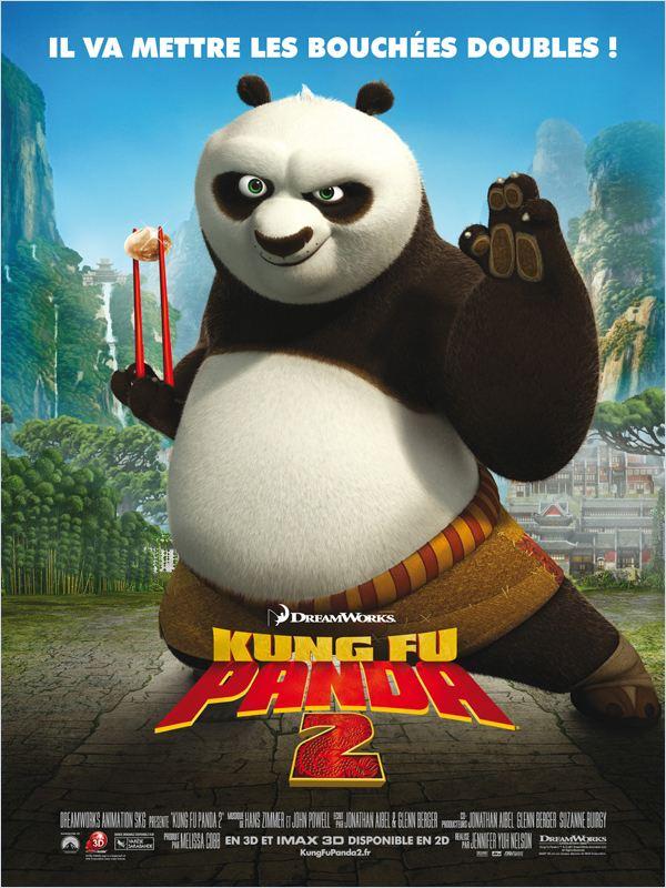 Kung Fu Panda 2 ddl