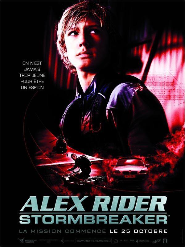Alex Rider : Stormbreaker ddl