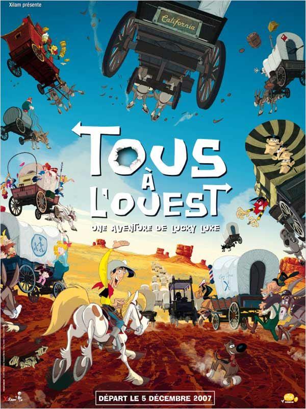 Tous à l'Ouest : une aventure de Lucky Luke Megaupload