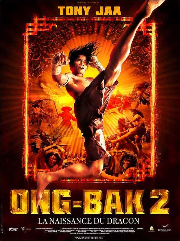 Ong-Bak 2, la naissance du dragon ddl