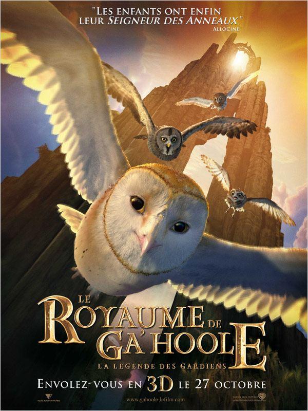 Le Royaume de Ga'Hoole - la légende des gardiens ddl