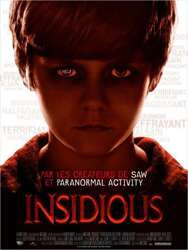 Insidious ddl