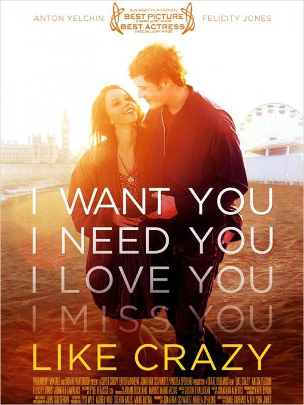 Like Crazy ddl