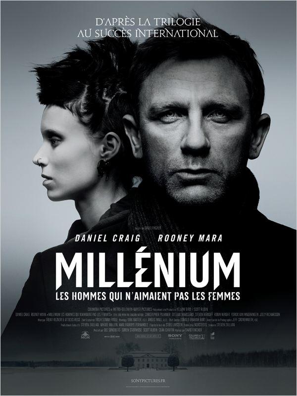 Millenium : Les hommes qui n'aimaient pas les femmes ddl