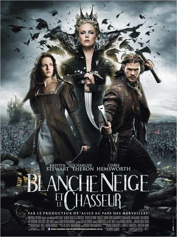 Blanche-Neige et le chasseur ddl