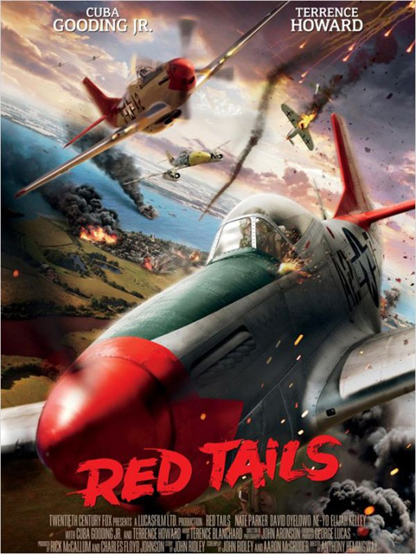 Red Tails ddl