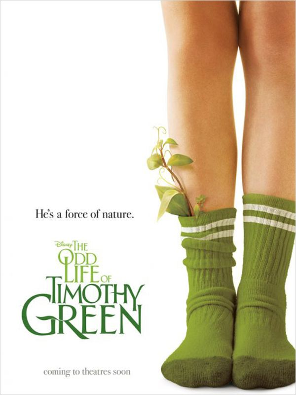 The Odd Life of Timothy Green ddl