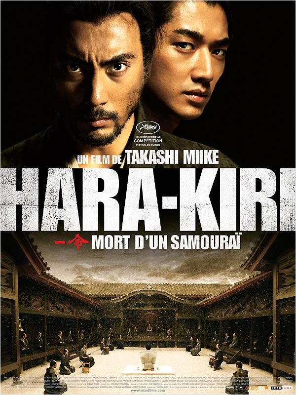 Hara-Kiri : mort d'un samourai ddl