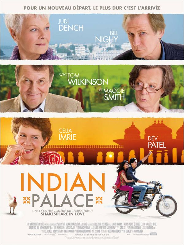 Indian Palace ddl