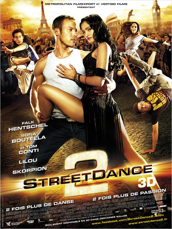StreetDance 2 ddl