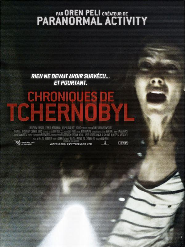 Chroniques de Tchernobyl ddl