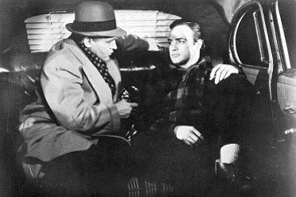 Rod Steiger et Marlon Brando, deux géants Hors-champ