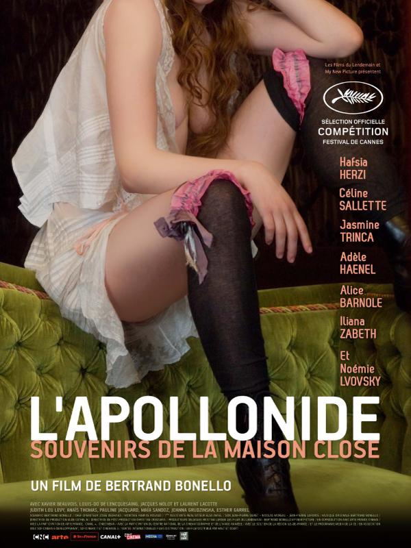 L'Apollonide - souvenirs de la maison close